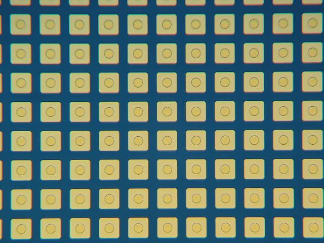 patterned electrode 株式会社アクロラド cdte半導体放射線検出器の開発